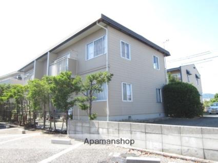 長野県長野市、朝陽駅徒歩11分の築27年 2階建の賃貸アパート