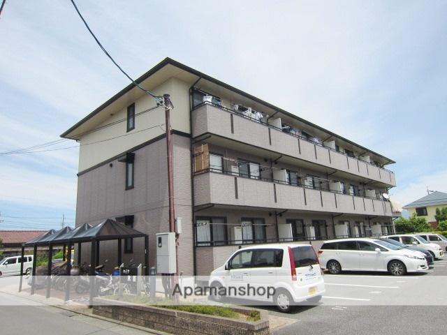 長野県長野市、桐原駅徒歩33分の築20年 3階建の賃貸アパート