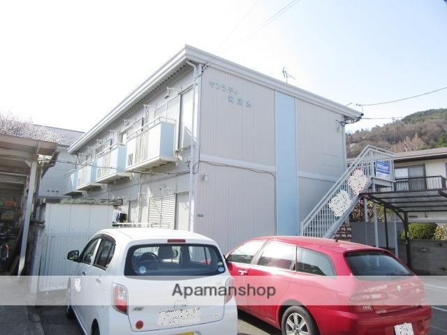 長野県長野市、権堂駅徒歩22分の築29年 2階建の賃貸アパート