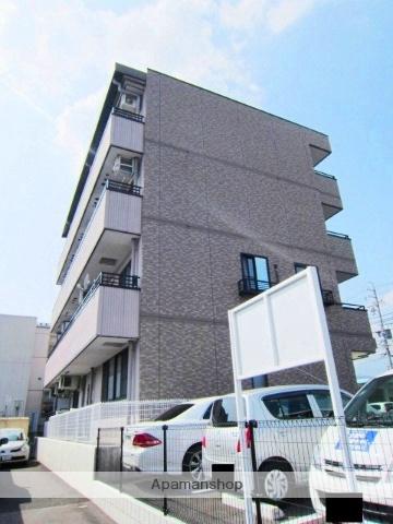 長野県長野市、北長野駅徒歩13分の築20年 4階建の賃貸マンション