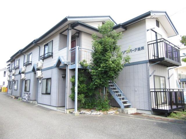 長野県長野市、善光寺下駅徒歩11分の築19年 2階建の賃貸アパート