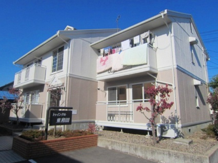 長野県長野市、北長野駅徒歩17分の築24年 2階建の賃貸アパート