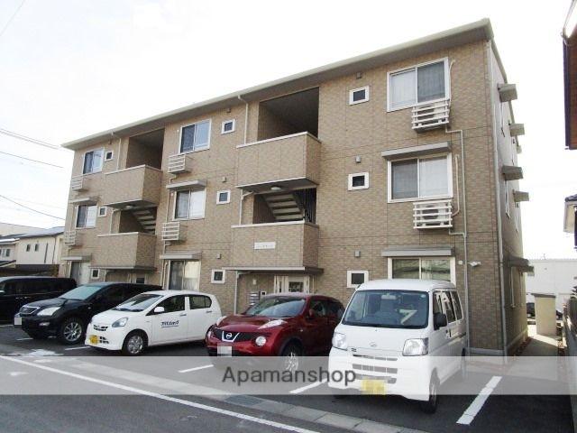 長野県長野市、長野駅徒歩2分の築8年 3階建の賃貸アパート