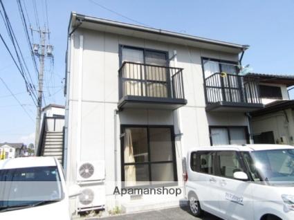 長野県長野市、権堂駅徒歩26分の築20年 2階建の賃貸アパート