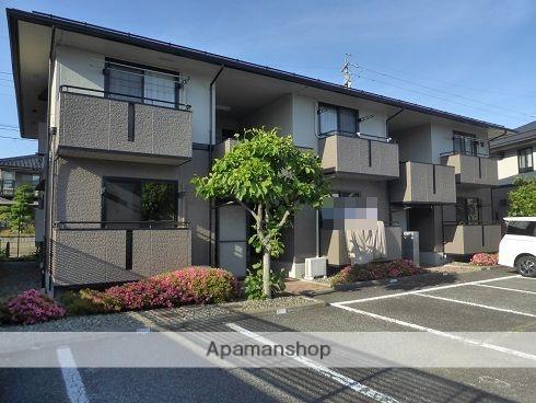 長野県長野市、本郷駅徒歩23分の築20年 2階建の賃貸アパート