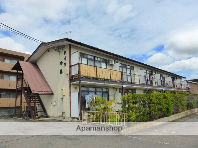 長野県長野市、市役所前駅徒歩23分の築35年 2階建の賃貸アパート
