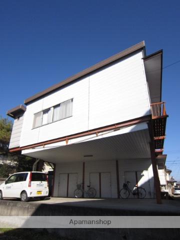 長野県長野市、安茂里駅徒歩12分の築30年 2階建の賃貸アパート