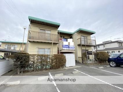 長野県長野市、安茂里駅徒歩12分の築34年 2階建の賃貸アパート