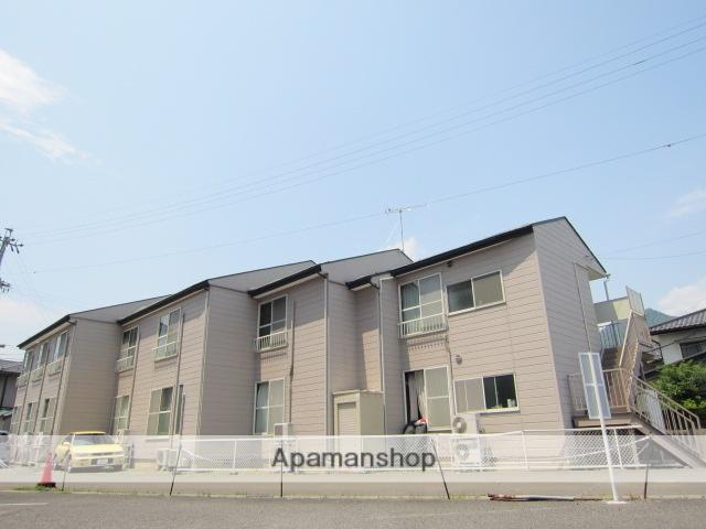長野県長野市、市役所前駅徒歩12分の築32年 2階建の賃貸アパート