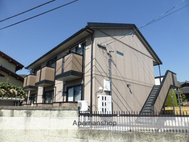 長野県長野市、安茂里駅徒歩4分の築13年 2階建の賃貸アパート