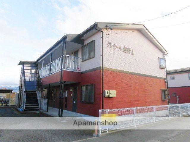 長野県長野市、川中島駅徒歩29分の築19年 2階建の賃貸アパート