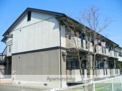 長野県長野市、長野駅徒歩60分の築21年 2階建の賃貸アパート