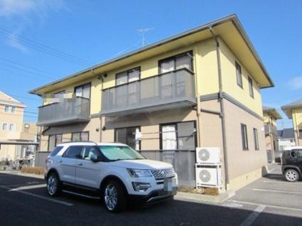 長野県長野市、川中島駅徒歩36分の築18年 2階建の賃貸アパート