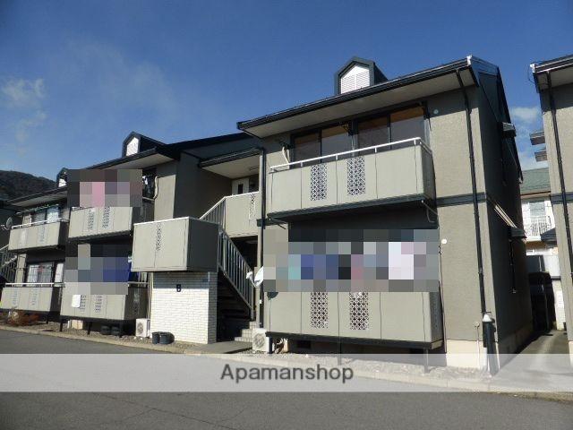 長野県長野市、本郷駅徒歩24分の築23年 2階建の賃貸アパート