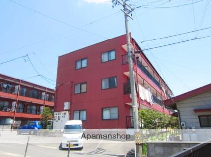 長野県長野市、三才駅徒歩21分の築23年 2階建の賃貸マンション