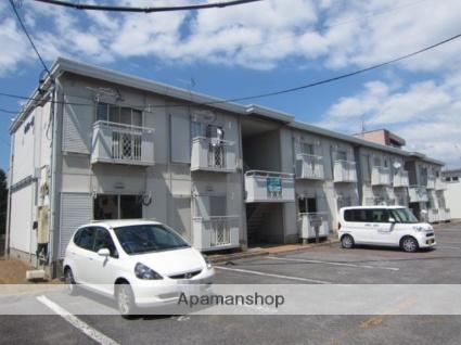 長野県長野市、朝陽駅徒歩24分の築27年 2階建の賃貸アパート