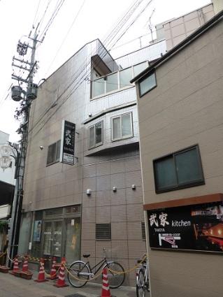 長野県長野市、長野駅徒歩6分の築17年 3階建の賃貸アパート