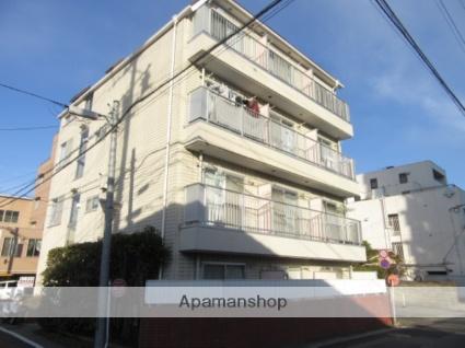 長野県長野市、市役所前駅徒歩10分の築26年 4階建の賃貸マンション