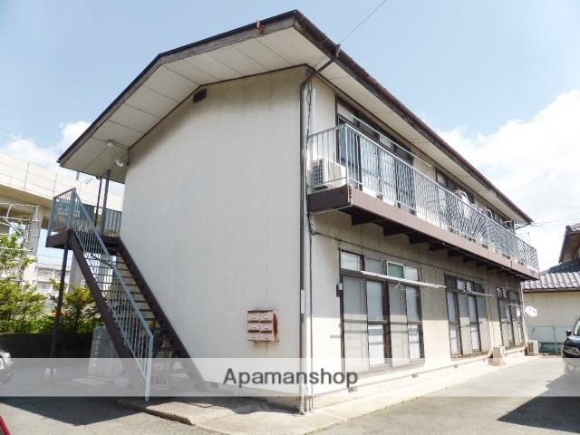 長野県長野市、安茂里駅徒歩17分の築42年 2階建の賃貸アパート