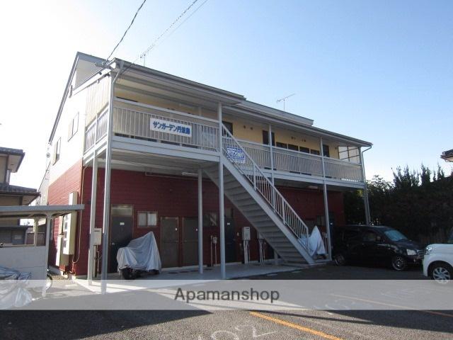 長野県長野市、川中島駅徒歩33分の築20年 2階建の賃貸アパート