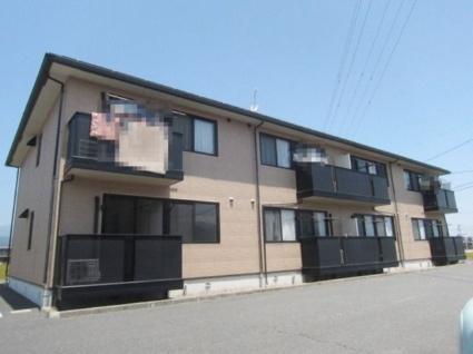 長野県長野市、川中島駅徒歩50分の築16年 2階建の賃貸アパート