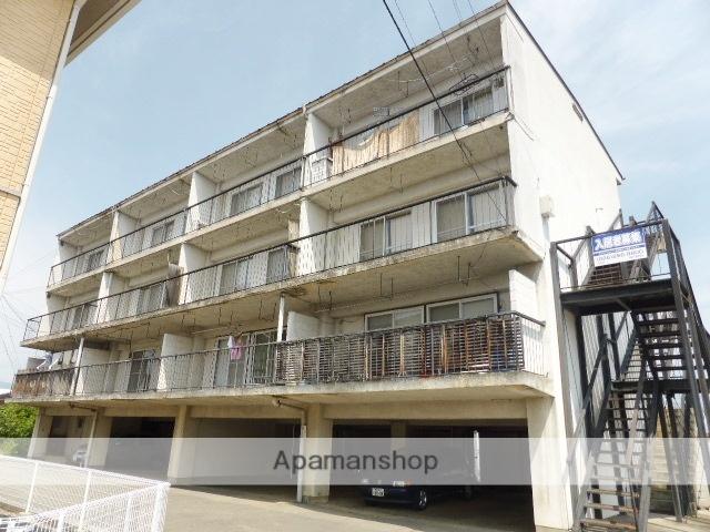 長野県長野市、市役所前駅徒歩15分の築39年 4階建の賃貸マンション