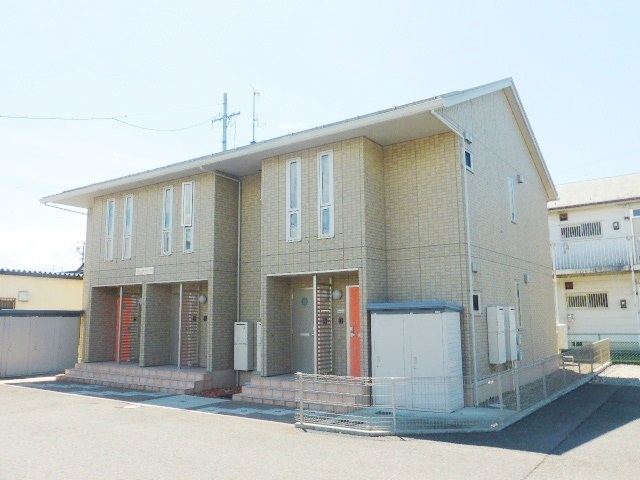 長野県長野市、北長野駅徒歩29分の築7年 2階建の賃貸アパート