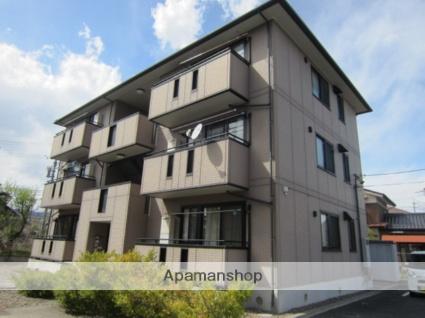 長野県長野市、朝陽駅徒歩13分の築13年 3階建の賃貸アパート