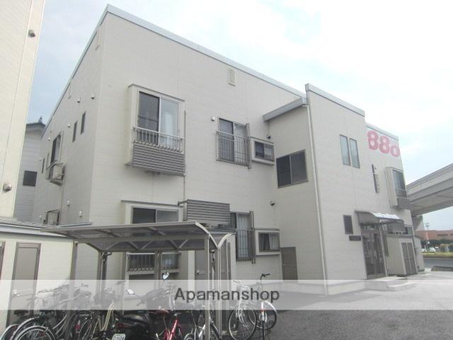 長野県長野市、長野駅徒歩27分の築8年 2階建の賃貸アパート