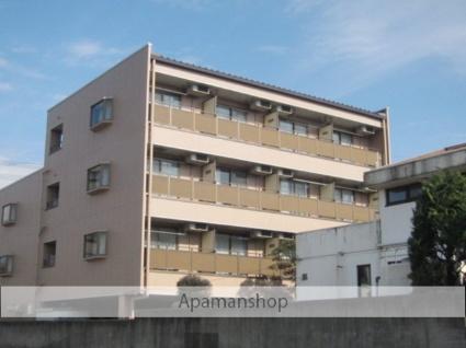 長野県長野市、市役所前駅徒歩24分の築22年 4階建の賃貸マンション