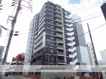 長野県長野市、長野駅徒歩15分の築2年 14階建の賃貸マンション