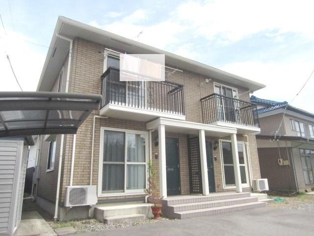 長野県長野市、川中島駅徒歩40分の築12年 2階建の賃貸アパート
