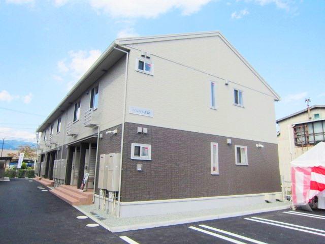 長野県長野市、北長野駅徒歩25分の築2年 2階建の賃貸アパート