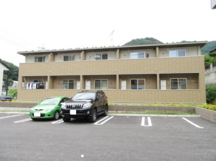 ガーデンハウス朝日山 F[1LDK/45.07m2]の外観3
