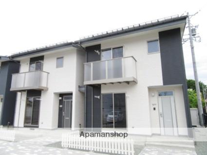 長野県長野市、長野駅徒歩35分の新築 2階建の賃貸一戸建て