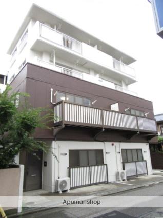 長野県長野市、長野駅徒歩20分の築37年 4階建の賃貸マンション