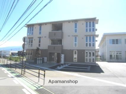 長野県長野市、北長野駅徒歩15分の築1年 3階建の賃貸アパート