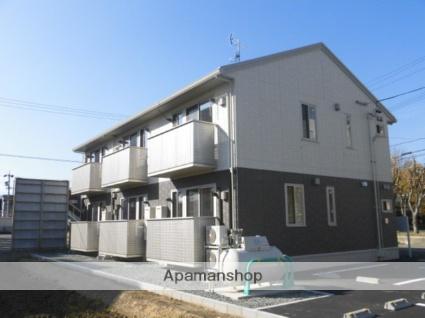 長野県長野市、長野駅徒歩28分の新築 2階建の賃貸アパート