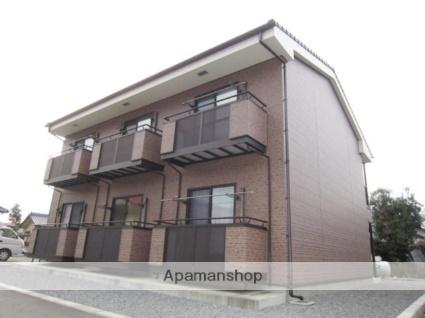 長野県長野市、村山駅徒歩49分の築8年 2階建の賃貸アパート