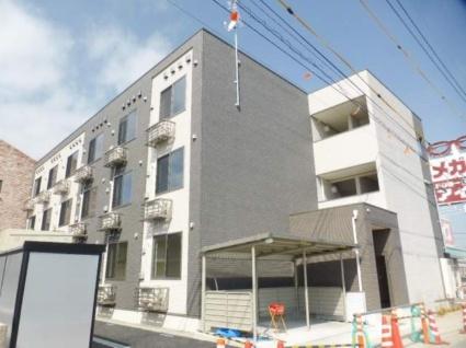 シャルマン櫻街 リリパット[1K/35.88m2]の外観1
