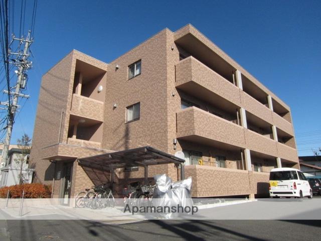 長野県長野市、長野駅徒歩22分の築7年 3階建の賃貸マンション
