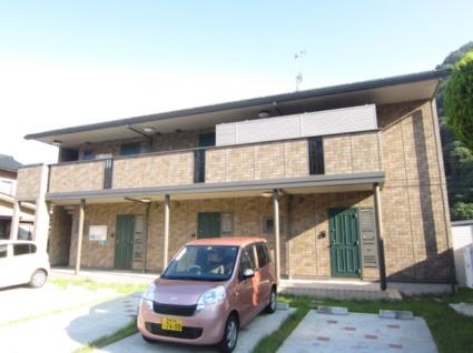 長野県長野市、権堂駅徒歩18分の築8年 2階建の賃貸アパート