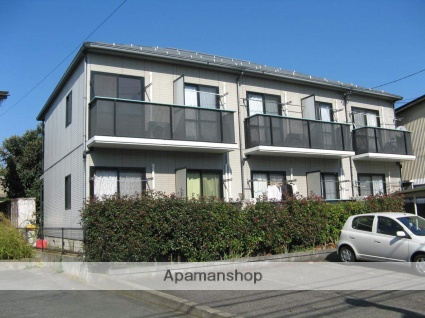 長野県長野市、本郷駅徒歩3分の築21年 2階建の賃貸アパート