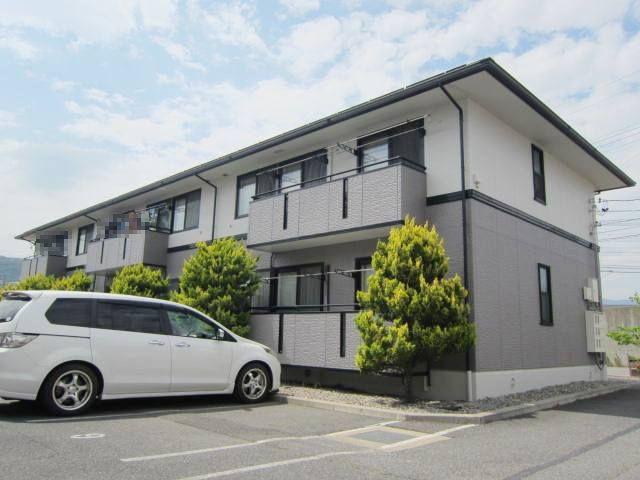 長野県長野市、篠ノ井駅徒歩16分の築19年 2階建の賃貸アパート