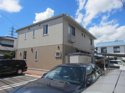 長野県長野市、篠ノ井駅徒歩10分の築7年 2階建の賃貸アパート