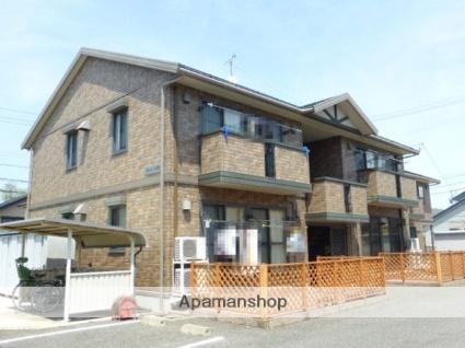 長野県長野市、川中島駅徒歩21分の築13年 2階建の賃貸アパート
