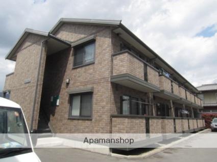 長野県長野市、市役所前駅徒歩26分の築14年 2階建の賃貸アパート
