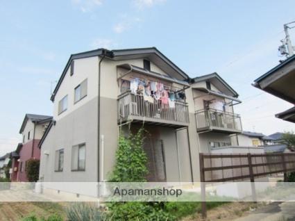 長野県長野市、朝陽駅徒歩6分の築13年 2階建の賃貸タウンハウス
