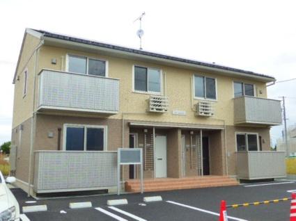 長野県長野市、今井駅徒歩45分の築4年 2階建の賃貸アパート