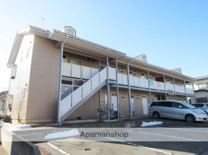 長野県長野市、北長野駅徒歩20分の築24年 2階建の賃貸アパート